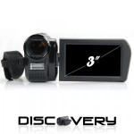 Discovery 1080P SuperHD Video Camera (5x Optical + 10MP CMOS)