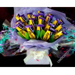Sweet Bouquets : Cadburys Caramel ~ sweet display ~ delivered