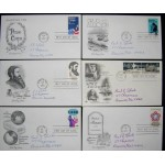 U.S. first day covers