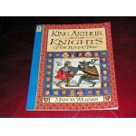 KING ARTHUR & KNIGHTS OF THE ROUND TABLE, STRIP BOOK