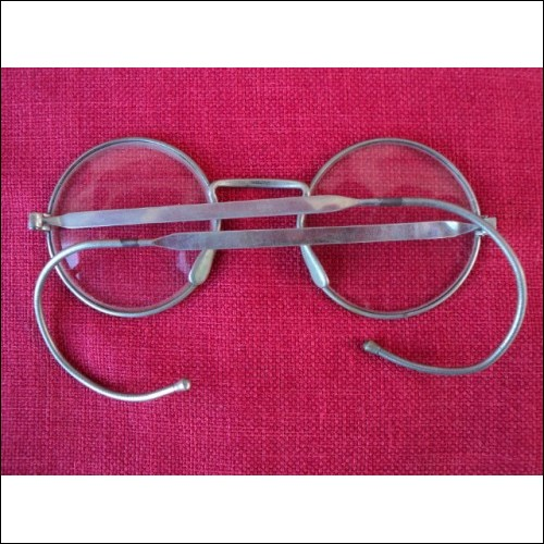 WW2 GERMAN  soldier glasses ORIGINAL!