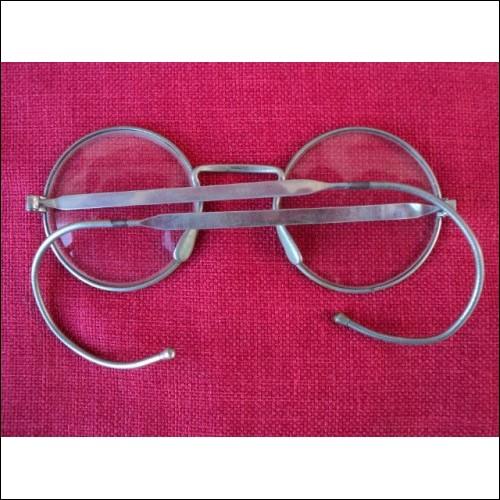 WW2 GERMAN  soldier glasses ORIGINAL!