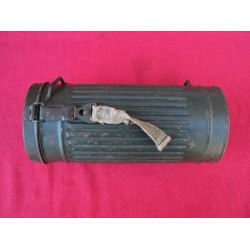 WW2 GERMAN  Gas Mask Box Container ORIGINAL!