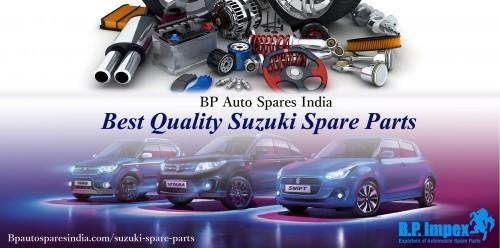 Best Quality Suzuki Spare Parts