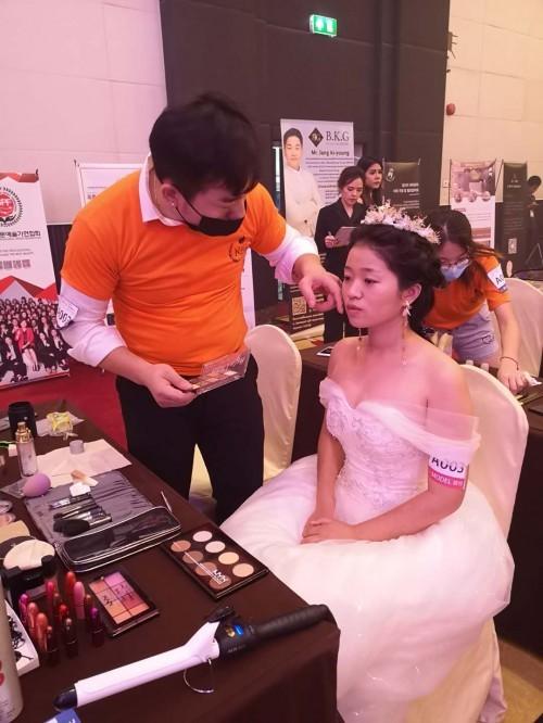 Singapore Makeup Course