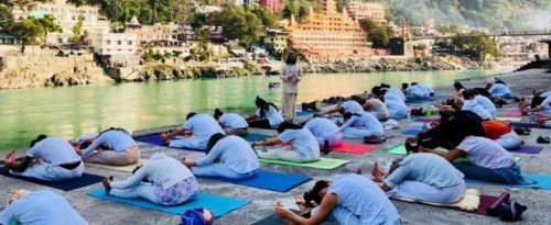 Enjoy Good Health And Well-Being With The Best Yoga School In India!