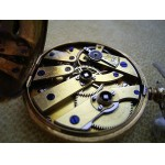 Vintage Gold Ornate Pocket Watch