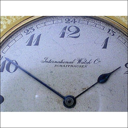 Vintage IWC Stunning Pocket Watch