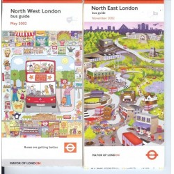 North East London Bus Map London Map - North east london bus map