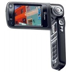 New Nokia N93 BLACK+1GB 3.0mp Phone+SP+War...