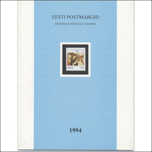 1994 Year Pack Estonia