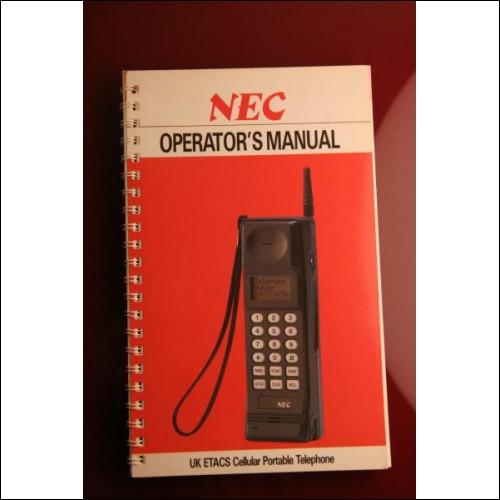 NEC TR5E1320-9A
