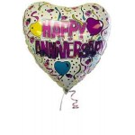 Happy Anniversary!. Helium balloon