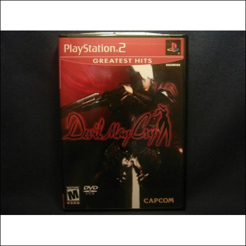 """Adventure Greatest Hits """"* DEVIL MAY CRY *"""" - **(Free Shipping)**"""