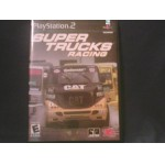 Playstation2 Racing Game - SUPER HEAVY TRUCK RACING with Free Shipping