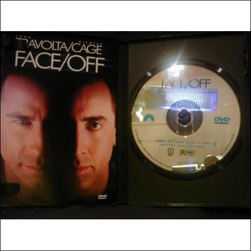 """FACE OFF"" - Starring John Travolta & Nicolas Cage ** Free Shipping **"
