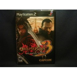 Playstation2 Action & Adventure - *ONIMUSHA3 - Demon Siege* - (Free Shipping)**
