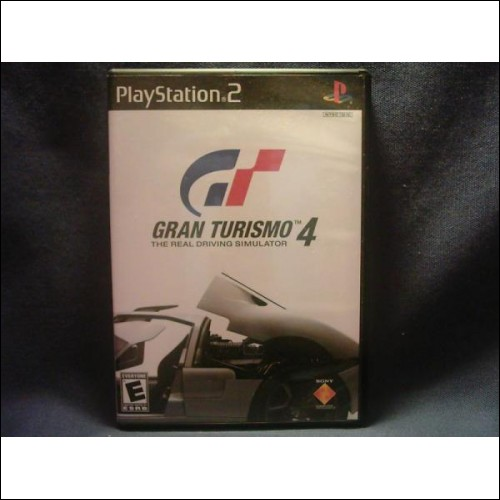 """Playstation2 Racing Game Greatest Hits-""""GRAN TURISMO 4 A-spec""""-*(Free Shipping)*"""