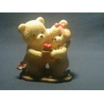 Loving Couple Teddy's Bear with **FREE SHIPPING**