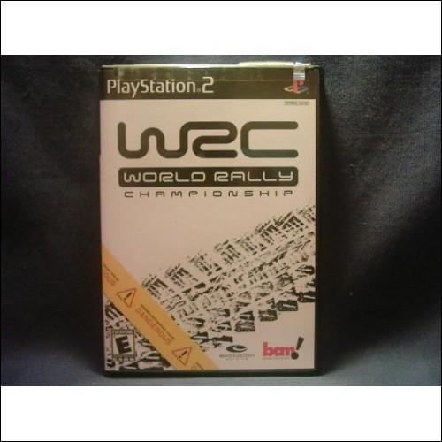 "Playstation2 Racing Game - ""*WORLD RALLY CHAMPIONSHIP*"" - **(Free Shipping)**"