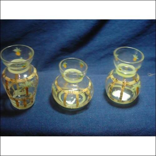 Set Of 3 Mini Vase - ***Free Shipping***