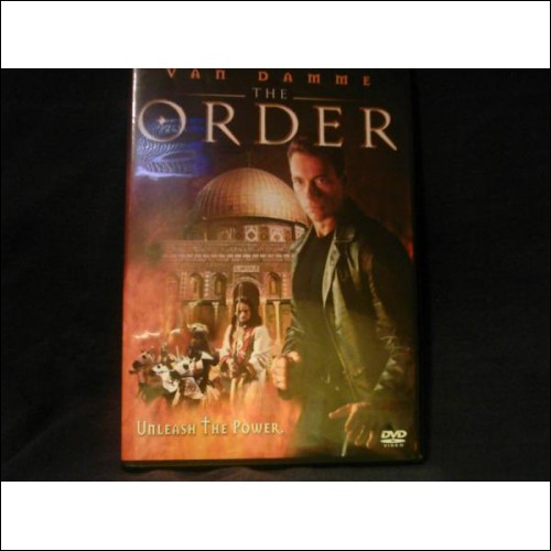 The ORDER - Starring VAN DAMME ** Free Shipping **
