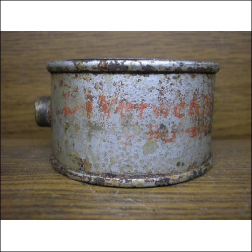 "German chemical charge ""Riechtopf "",mine,RARE"