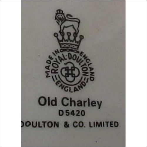 Royal Doulton large character/toby jug Old Charlie