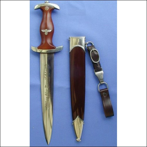 !!!VERY RARE GERMAN WWII SA - DAGGER !!!!LOOK!!!!!