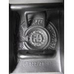 NSDAP ORIGINAL SS ENLISTED MAN'S BUCKLE