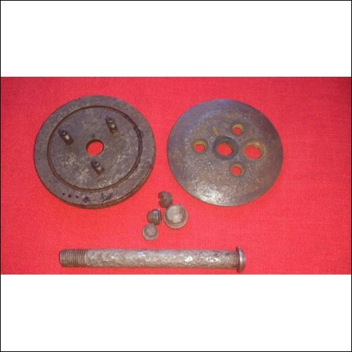 WWII German «Bouncing Betty»S.Mi.35 PARTS