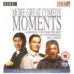 BBC MORE GREAT COMEDY MOMENTS DVD - ENFIELD/WOOD/REEVES