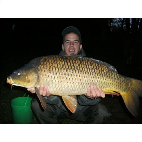 CARP FISHING HOLIDAYS IN FRANCE - FLY AND FISH