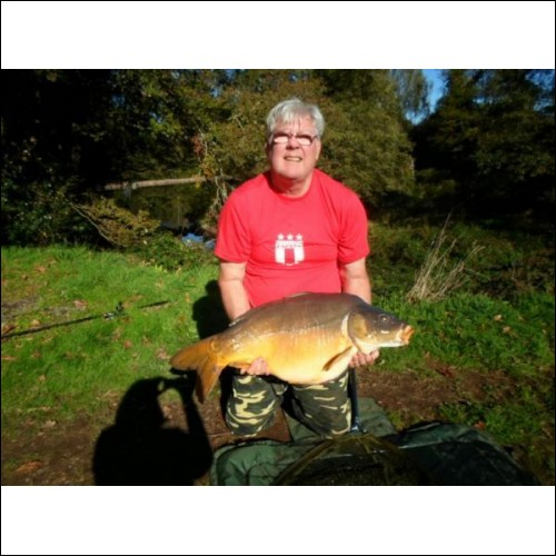 CARP FISHING HOLIDAYS IN FRANCE - DRIVE AND SURVIVE